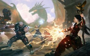 The Witcher: Battle Arena Launches Closed Beta