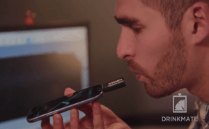 DrinkMate, The Breathalyzer For Android Phones