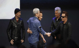 iCloud Users Who Don't Like U2 Might Have a Problem