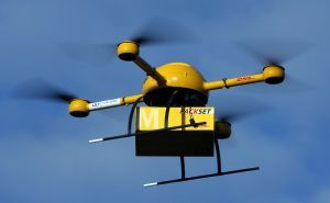 DHL Joins the Drone Race