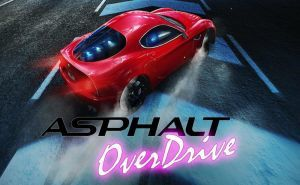 Asphalt Overdrive Available for Android and iOS
