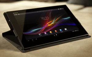 Sony Unwillingly Leaks Information About The Xperia Z4 Tablet