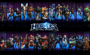 Heroes of the Storm Goes into Open Beta