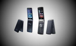 LG and Samsung Announce Android Flip Phones