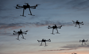 Researchers working on tiny, rescue mission drones