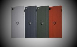 'Vienna' is the second Android smartphone from BlackBerry