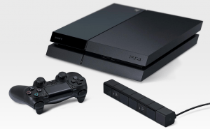 Welcome the New Playstation 4