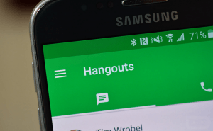 Google updates its Hangouts app with a
