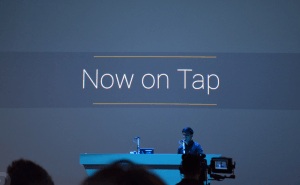 Google Now on Tap adds barcode scanning capabilities