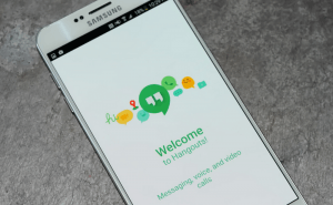 Hangouts for Android now lets you send video messages