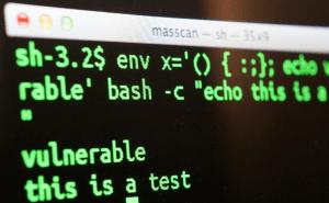 Apple Fixes Shellshock Vulnerability in OS X