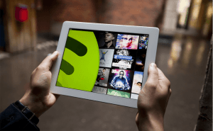 Spotify Is Now Used More on Mobile Devices Than on PCs