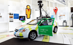 The New Street View App will Have 360-degree Camera Support