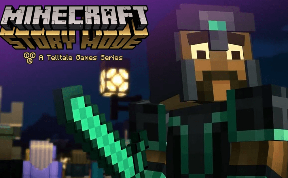 Minecraft Story Mode To Make Its Debut In October