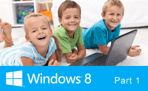 Parental Control in Windows 8. Part 1