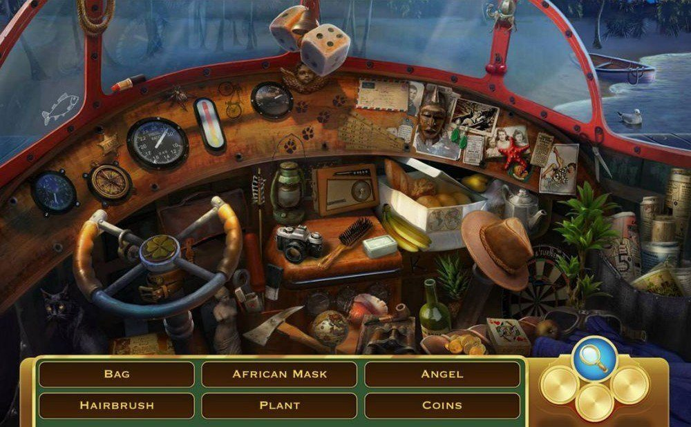 hidden object games for symbian