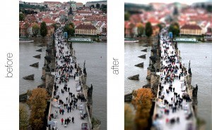 Add Popular Lens Effects to Your Photos