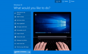 Microsoft has launched a demo site that emulates Windows 10
