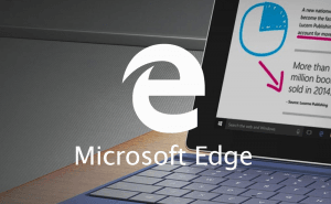 The Edge web browser will turn on notifications by default