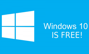 Install Windows 10 for free after the offer expires