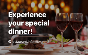 Restaurant Informer: choose the best place to dine at