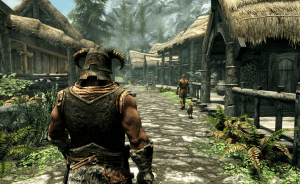 Skyrim: Special Edition's audio issues will soon be fixed