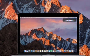 MacOS Sierra no longer showing the 'Battery time remaining'