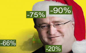 Steam's Winter Sale to kick off tomorrow