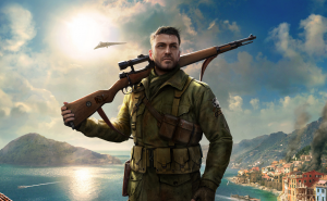 The first DLC for Sniper Elite 4 will arrive on March 21st