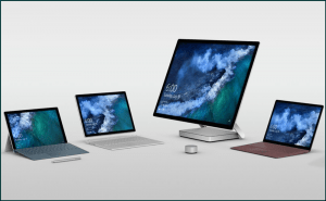 Microsoft hints at new Surface hardware being unveiled today