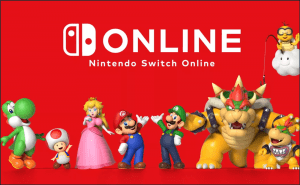 You know have to pay for online play on Nintendo's Switch