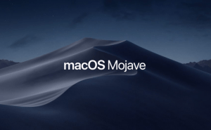 Apple launches the official version of MacOS Mojave 10.14